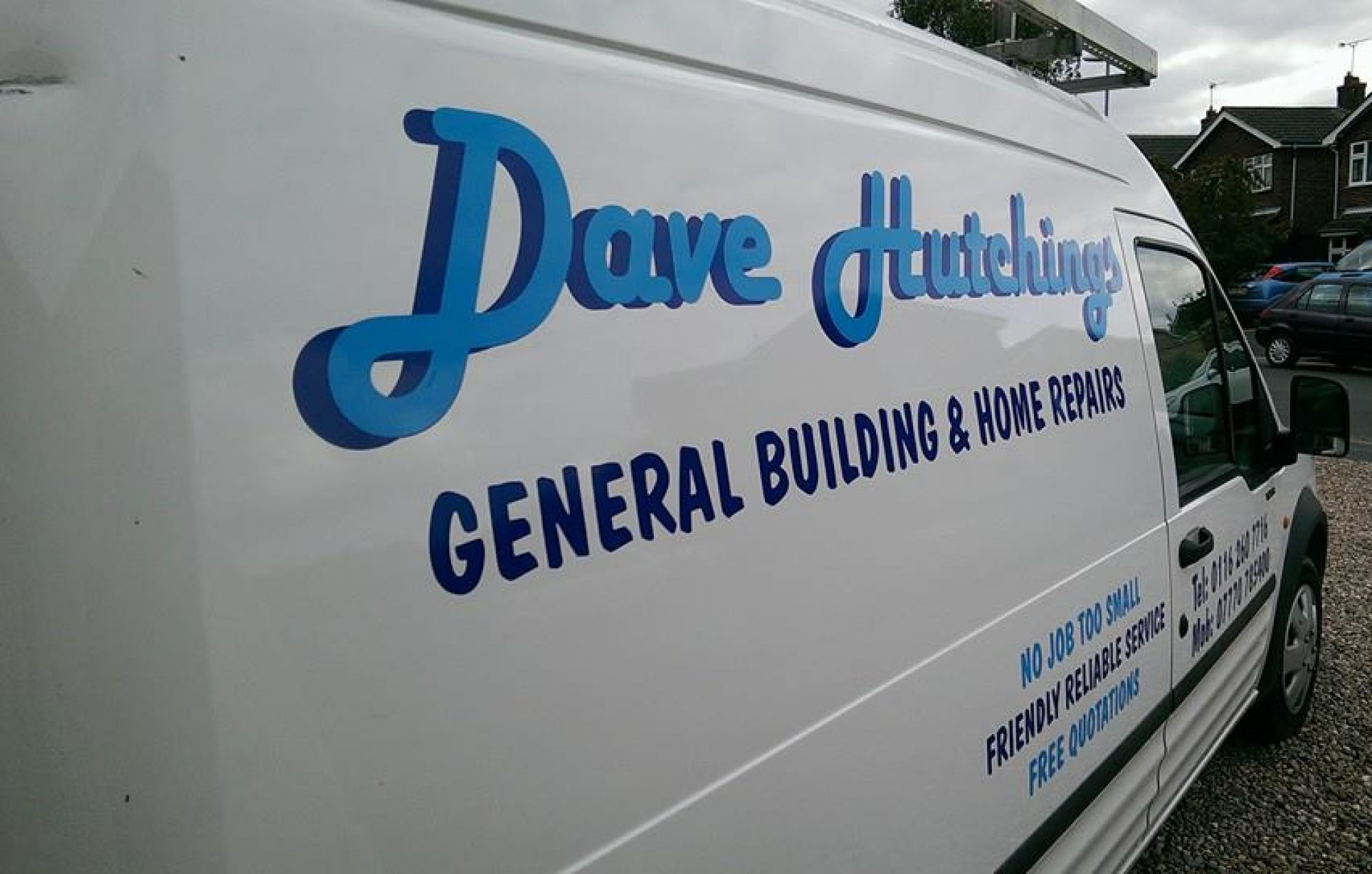 Dave Hutchings General Building & Home Repairs